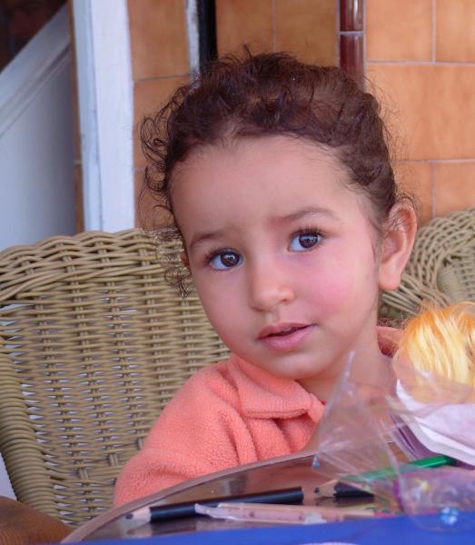 Ma fille Siman