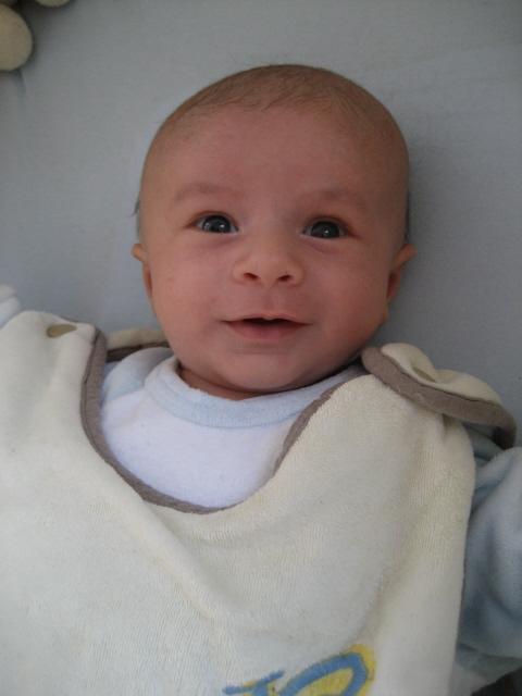 le petit-fils de Palmito (né le 7 janvier 2009 à Clermont (Oise)
