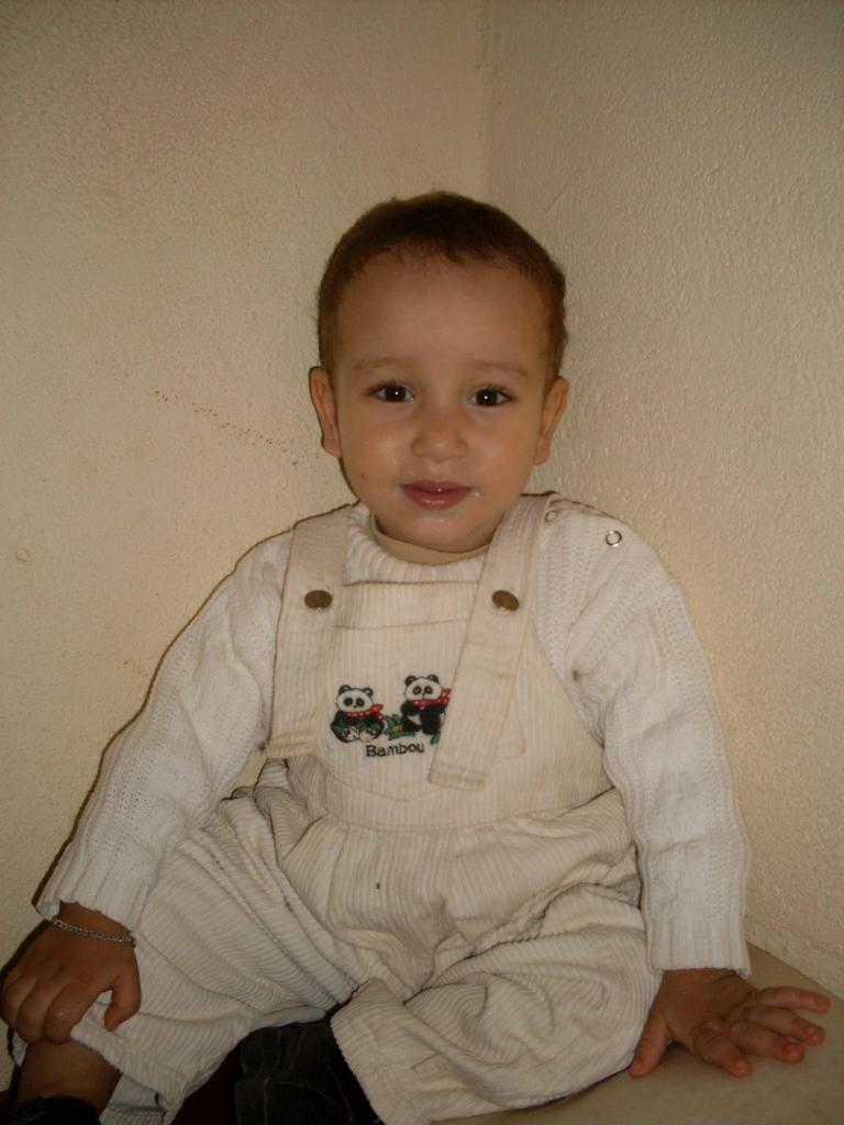 Mon fils Yuba;posté par Farid Mohamed Zalhoud