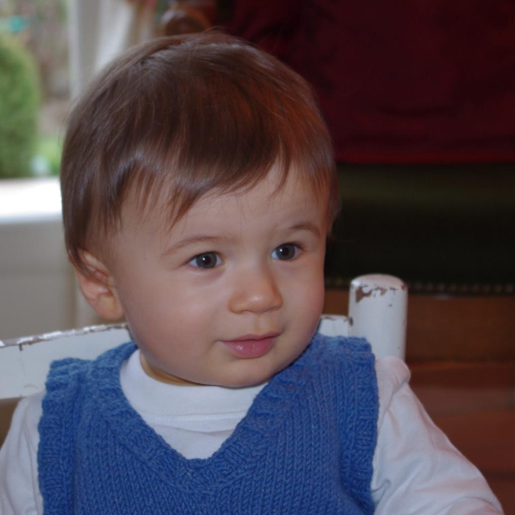 Alexandre Fischer (petit fils de Palmito)