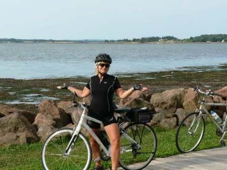 Vélo Ile-du-Prince-Edouard
