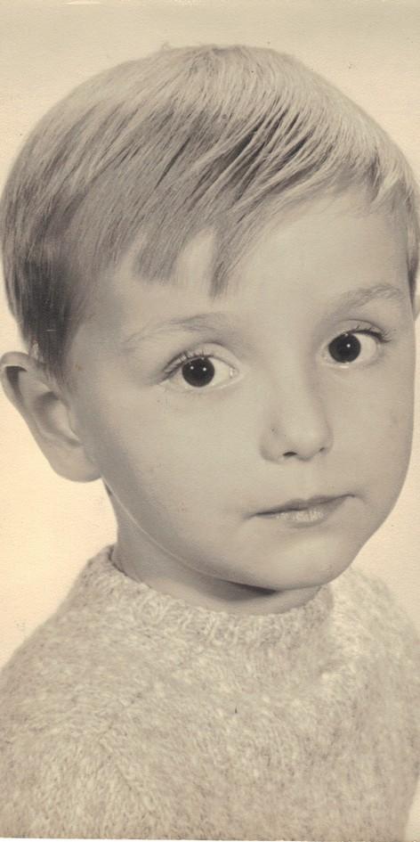 mon fils Pascal partit trop jeune, quand il était enfant