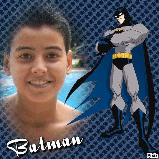 Mon fils khalil-été 2010