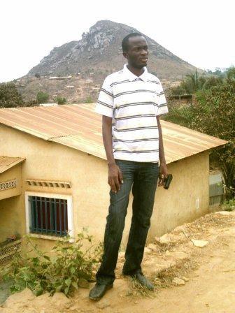 séjour à MATADI en 2010