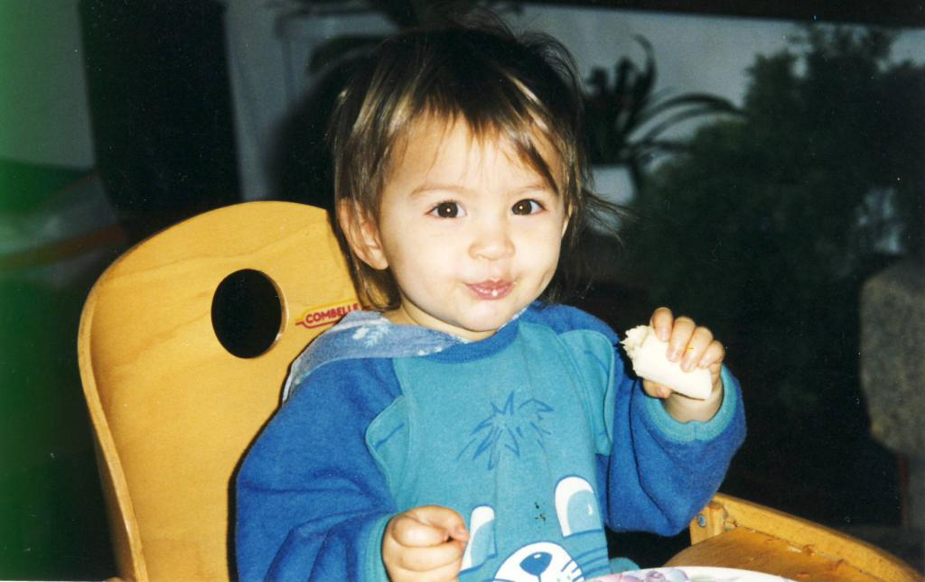 Moi, quand j'étais bébé...