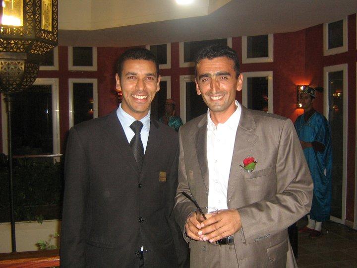 moi et mon ami d'essaouira