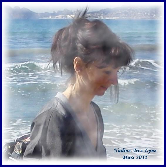 Eve-Lyne, Nadine - mars 2012