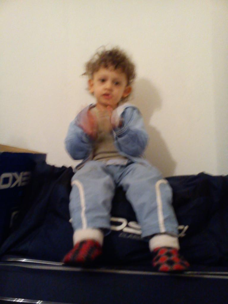 Le petit Alloun (candidao fils)
