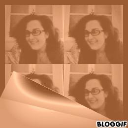 un instantané un peu arrangé mais toujours avec le sourire;))