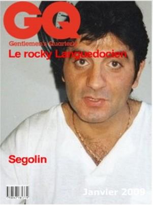 Segolin au début des blogs 2007/2008
