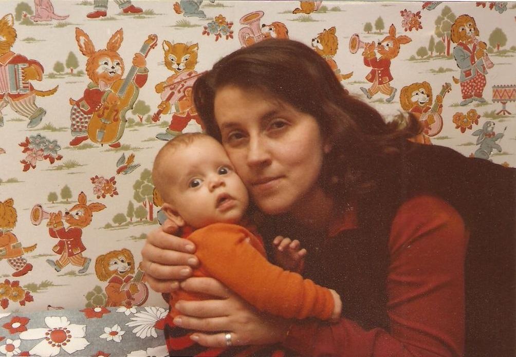 Selenia et sa fille Dominique