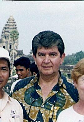 Shangaan au Cambodge